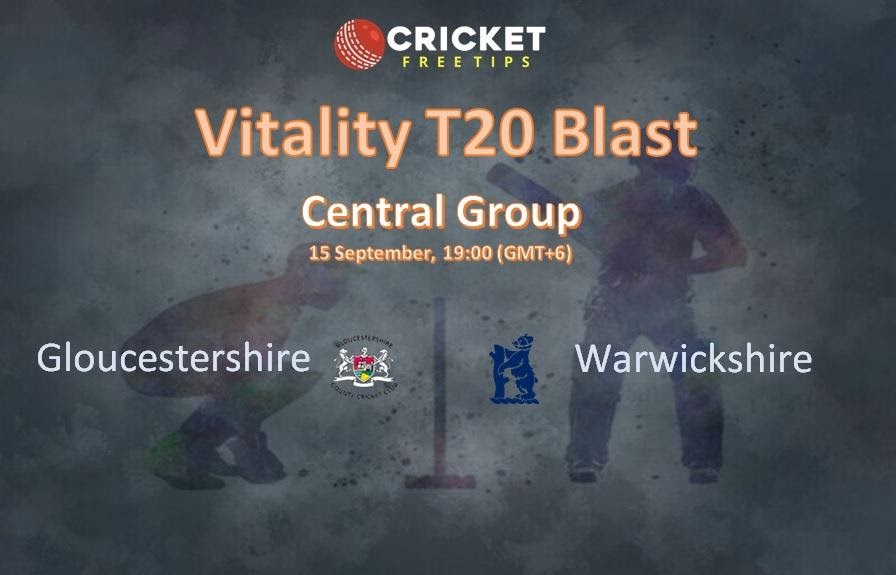 Central Group, Gloucestershire vs Warwickshire